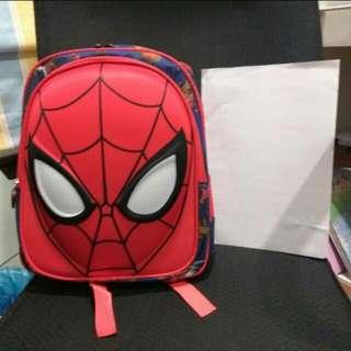 3D Marvel Spiderman Backpack