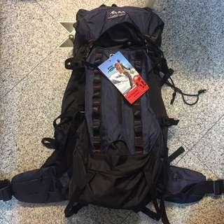 露營背包 (全新) 超大容量 現貨 旅行 露營 户外活動 建議零售價 429  最後三個有優惠 歡迎查詢