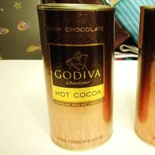 平 Godiva 熱朱古力粉Hot Milk Chocolate Cocoa