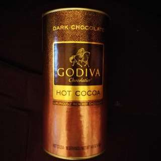平 Godiva 熱朱古力粉Dark Chocolate Cocoa