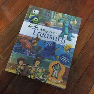 Disney Pixar treasury story book