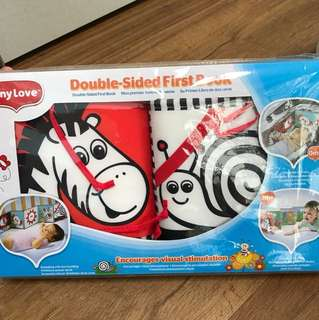 Double sided pictures bumper