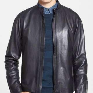 😱蝕讓全新 Theory leather jacket 皮褸 bag wallet shoes jeans