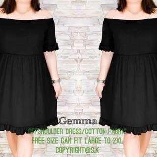 Gemma Plus Size Dress