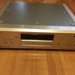 Onkyo DV SP1000 SACD CD DVD Player 磁頭敏感