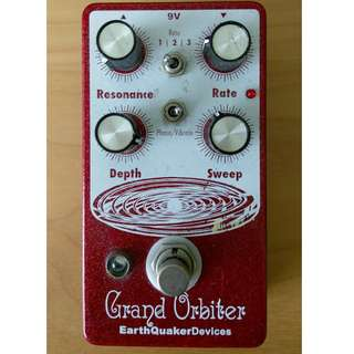 Phaser pedal - EarthQuaker effects