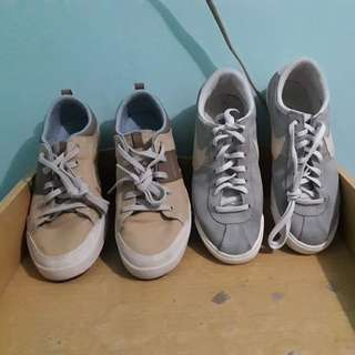 Merrell and Nike Shoes
