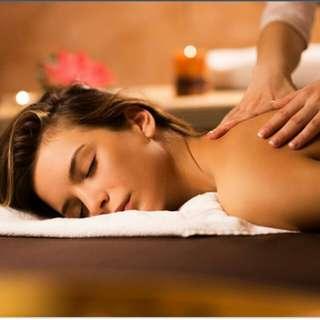 Body massage (home service)