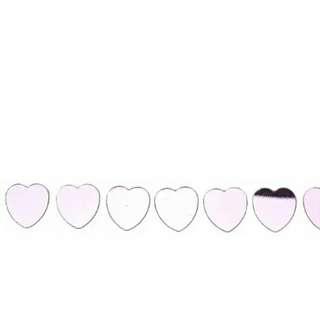 愛心紙屑 婚禮用品 粉色