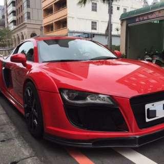 2011年Audi R8