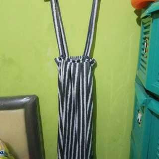 #tisgratis Skirt / Rok Wearpak salur Panjang