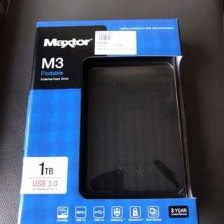 Maxtor M3 1TB Hard Disk
