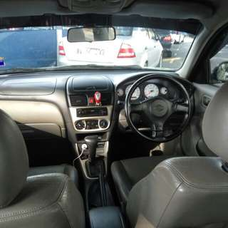 Nissan sentra 1.8 cc untuk di jual/sale