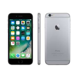 16GB iPhone 6 Space Grey/Black