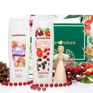 Human Nature Berry Blessings
