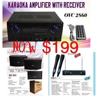 Martin Roland karaoke system
