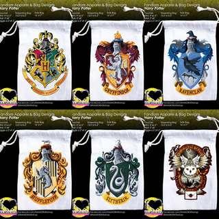 Harry Potter Fandom Drawstring Bag/Pouch