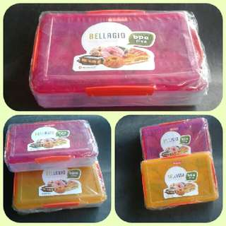 Food Container BELLAGIO - Kode LL 046