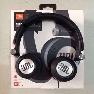JBL On-Ear Headphones Synchros E30