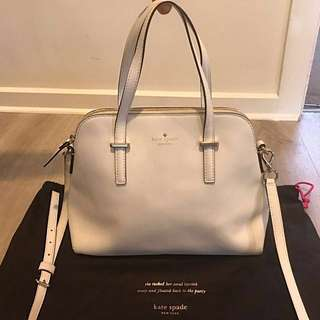 Katespade Bag (White Colour)