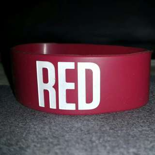 Taylor Swift Red Tour Bracelet