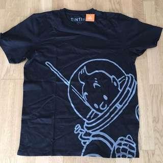 TinTin tshirt (XL)