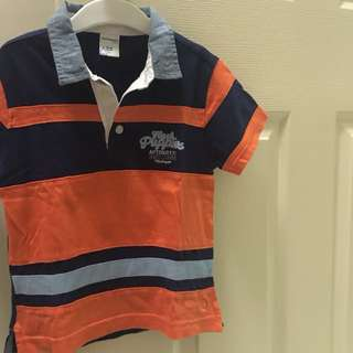 Authentic HUSH PUPPIES Polo Tee