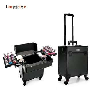BRAND NEW! Make up trolley for mobile service