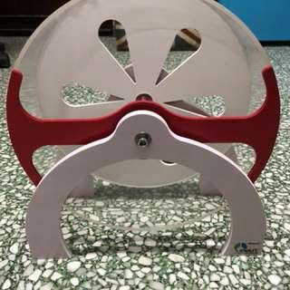 刺蝟30cm跑輪