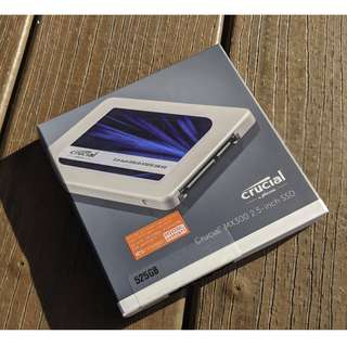 Crucial MX300 525GB SSD 500GB