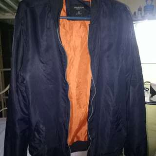 Bomb Jacket size L also fit in Medium