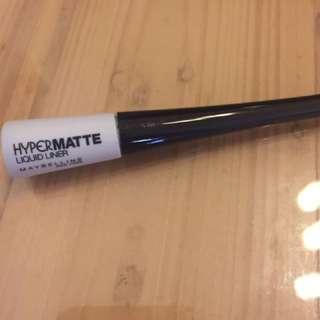 Hypermatte Liquid Liner (maybelline)