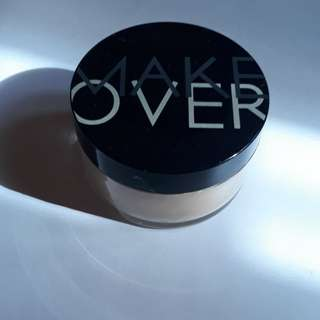 Make Over Silky Smooth Translucent Powder 02 Rosy