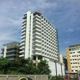 Condominium in park mall cebu city