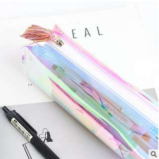 Holographic Pencil Case [4 Colours] [PO]