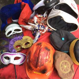 Hats & Masks