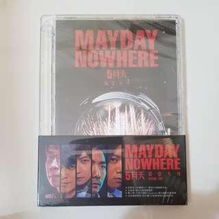 Mayday NoWhere Concert DVD 五月天诺亚方舟演唱会DVD