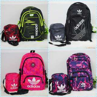 SET 2 IN 1 ADIDAS  ( LIMITED STOCK )