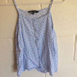 Glassons cami (size 8)