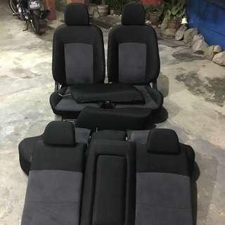 Seat Fabric Inspira