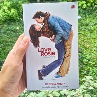 Novel Love, Rosie karya Cecelia Ahern