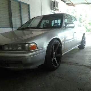 Honda sm4