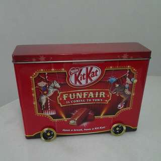 Kit Kat Box Only