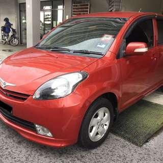 2005 Perodua Myvi 1.3 EZi (A)