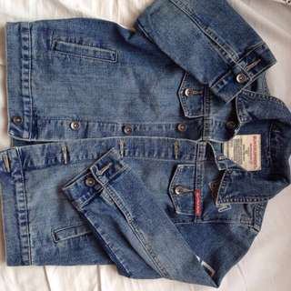 DENIM JACKET B.U.M