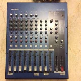 Yamaha Mixing Console MG12/4FX
