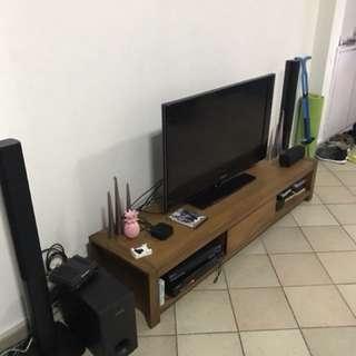 Samsung TV and sound kit