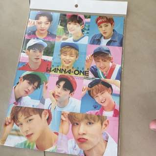 Wanna One Premium Photo Book (unofficial photobook)