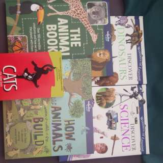 KID'S BOOK BUNDLES