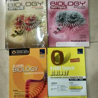 Biology Matters Textbook Pure